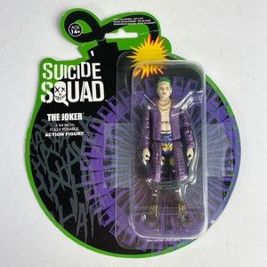 The Joker Suicide Squad Action Figure New